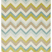 City Collection – Green Chevron 1