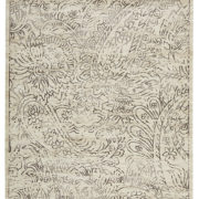City Collection – Ivory Paisley 1